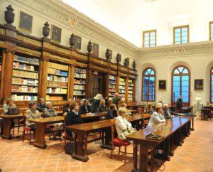 Biblioteca Angelo Mai, Salone Furietti