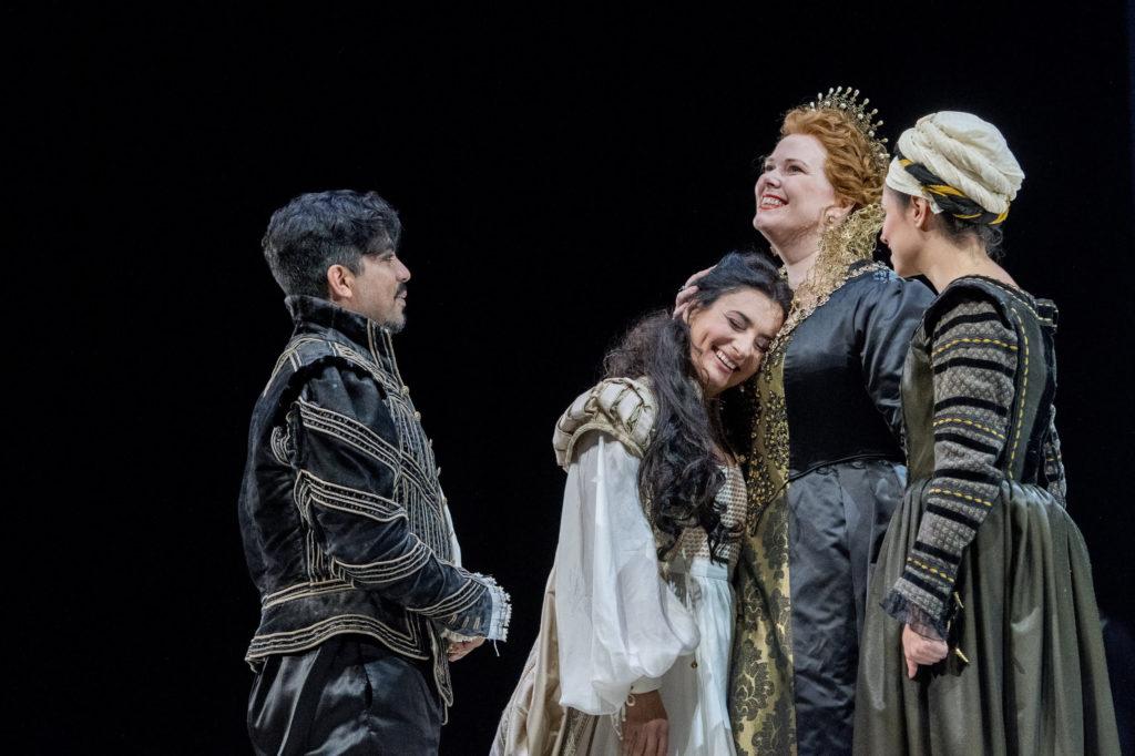 Donizetti Opera Il castello di Kenilworth