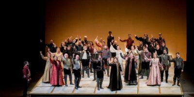 coro donizetti opera