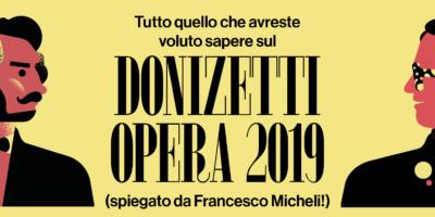 Donizetti Opera 2019 diretta social